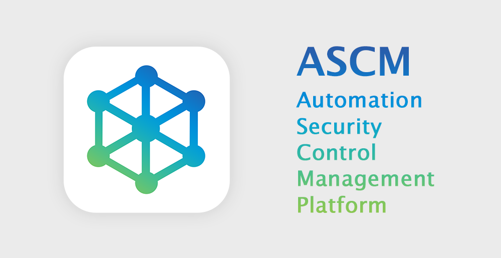 Automation Security Control Management